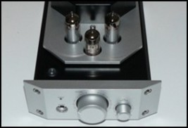 Tube Headphones Amplifier